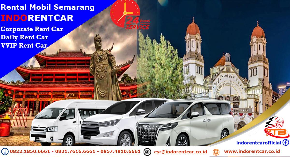 Rental Mobil Semarang